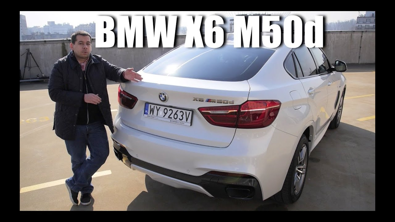 eng bmw x6 m50d f16 test drive and review youtube. Black Bedroom Furniture Sets. Home Design Ideas