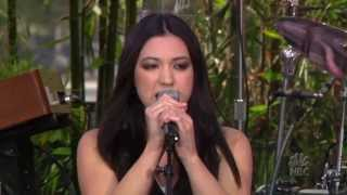Michelle Branch -  Are You Happy Now (Live @ Leno 20030606)
