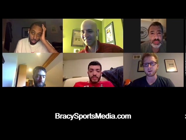 Flyers writer Bill Meltzer joins Bracy Sports Media for Live Zoom Q&A (6/4/20)