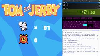 Tom and Jerry: Mouse hunt speedrun in 26:36.99