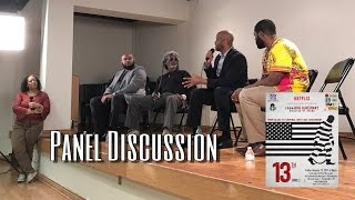 Ava DuVernays 13th Panel Discussion at AAMP | January 13, 2017