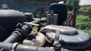 Запуск газогенератора 11