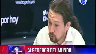 El Tribunal Constitucional de España suspendió la Ley de Referéndum 2017 Video