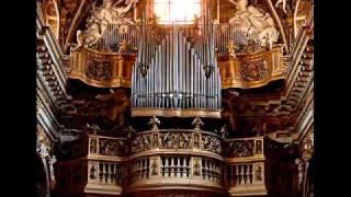 goldberg variations aria organ