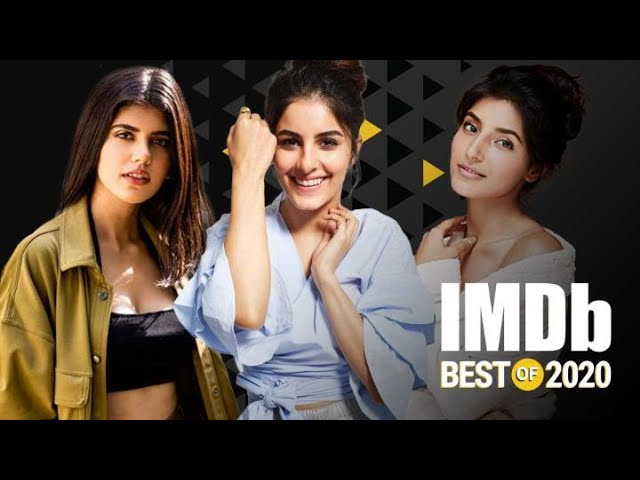 IMDb Top 10 Breakout Stars of Indian Streaming Films & Web Series
