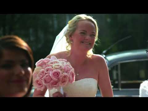 Signet Library wedding video   Shauna & Robin   Butterfly Films
