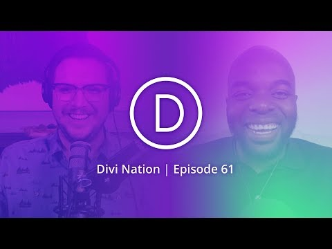 Using Video to Promote Your WordPress Business – The Divi Nation Podcast, Episode 61
