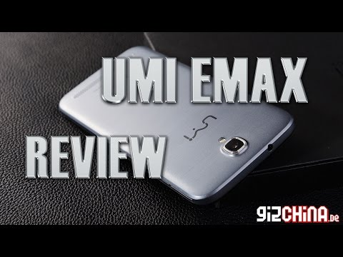 UMi Emax Review Test Deutsch - Akku Monster mit 64-Bit Mittelklasse Hardware (gizchina.de)