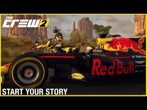 The Crew 2: E3 2018 Start Your Story – Open Beta Gameplay Trailer   Ubisoft [NA]