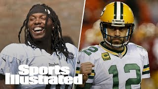 Martavis Bryant Trade Request: Steelers Response, Aaron Rodgers' Injury | PFN | Sports Illustrated