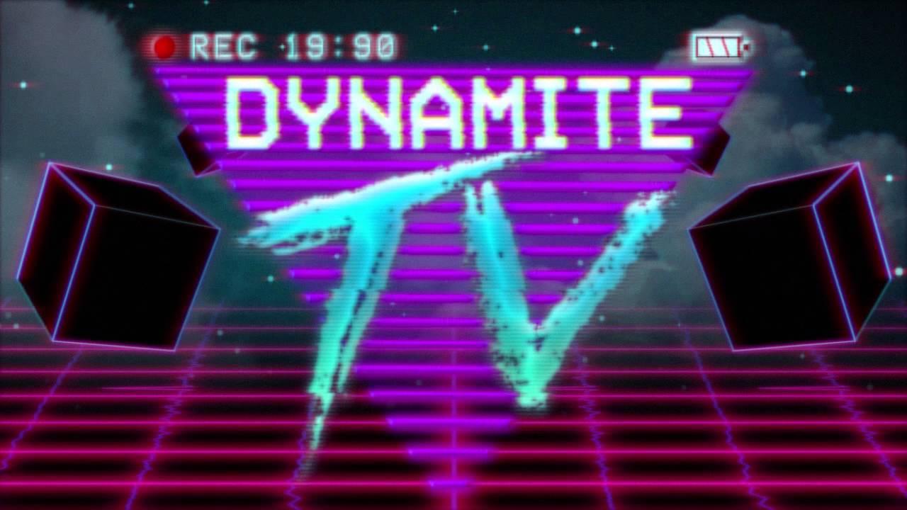 dynamite tv logo render youtube