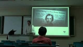 Environmental Sociology 6 (1/4): Social Construction of Environment, II: Framing and Interpretation