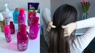 Уход за волосами в домашних условиях Средства для выпрямления вьющихся и непослушных волос
