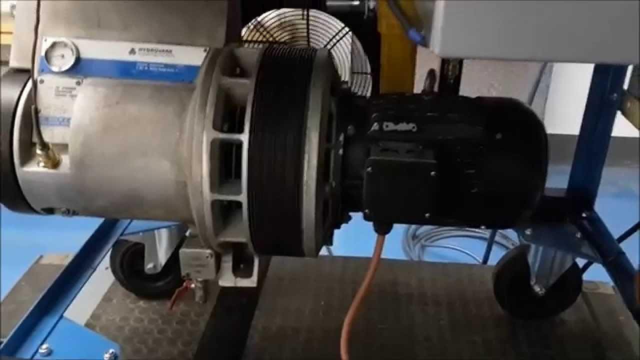 hydrovane 23 kompressor druckluft neuaufbau mobil rh youtube com hydrovane 23 air compressor manual Rotary Compressor