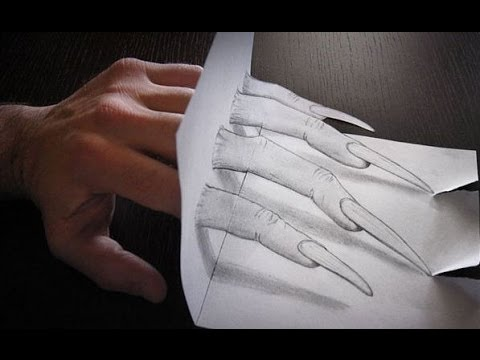 Top 10 EXOTIC 3D drawings