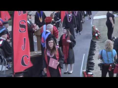 MSJC 2016 Graduation Part 2