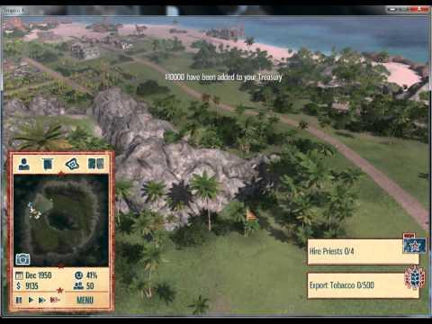 MrANGRYhawaiian plays Tropico 4 |