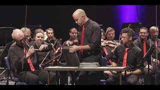 Anderson: The Typewriter | Gottfried - ISORL (featuring the ISORL percussion section)