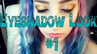 Eyeshadow look #1 - Autumn Colors Thumbnail