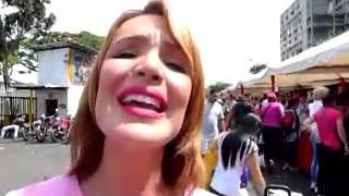 """Susej Vera insta a los venezolanos a """"dejar podrir"""" la comida de los comerciantes (Video)"""