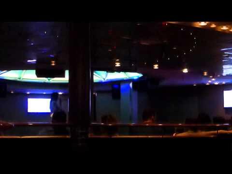 Alaska Cruise - I wish Nusing (Adele - Somone Like You) Karaoke Terrible - 9th July 2014