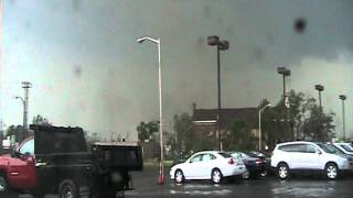 2nd video of Tornado in West Springfield, MA 6/1/11