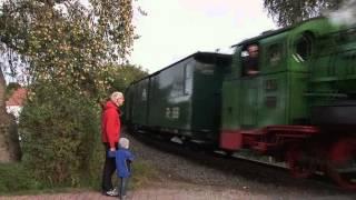 Die Rügensche BäderBahn Eisenbahn Romantik Trailer