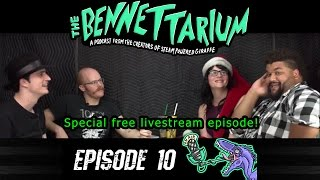 Repeat youtube video The Bennettarium Podcast - Episode 10: Shut Up Abraham Lincoln!