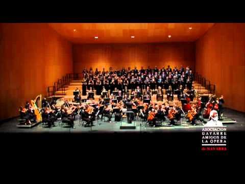 """Per te d'immenso giubilo (Lucia di Lammermoor) G.Donizetti.  Coro """"Premier Ensemble"""" de AGAO"""