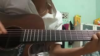 Hỏi thăm nhau yêu vội vàng guitar