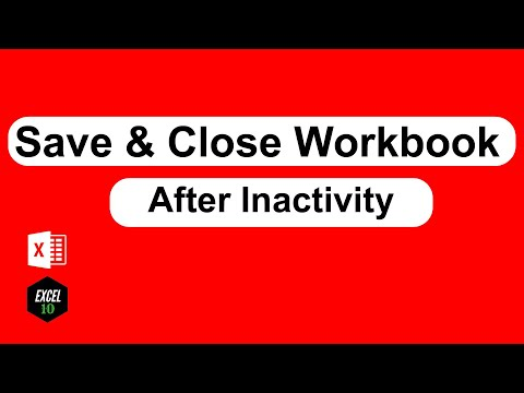 how-to-automatically-save-and-close-workbook-after-inactivity-in-excel