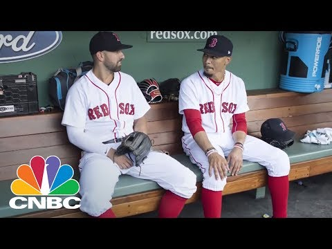 Red Sox Busted Using Apple Watch To Steal Signs From Yankees | CNBC
