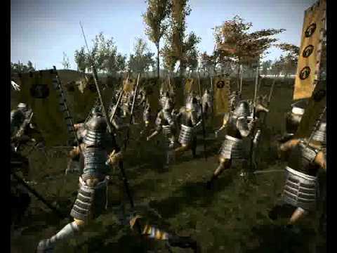 Shogun 2 Total War Battle Commentary: Ikko Ikki vs Tokugawa |