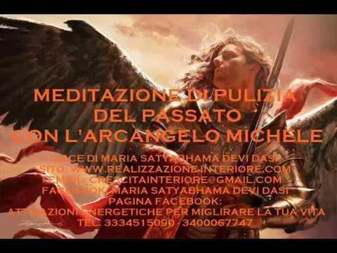2. MEDITAZIONE DI PULIZIA DEL PASSATO CON L'ARCANGELO MICHELE - Maria Jencek - Satyabhama devi dasi
