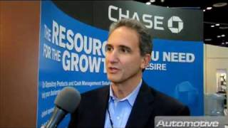 "Marc Sheinbaum of Chase Auto Finance ""Auto Finance Today"""