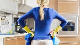 Генеральная уборка на кухне по списку. Часть 1 / Spring cleaning(, 2015-04-05T06:52:41.000Z)