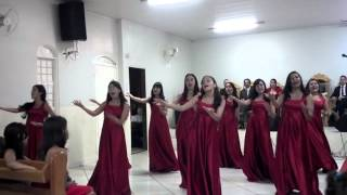 """Coreografia """"Privilegiadas"""" - Rose Nascimento"""