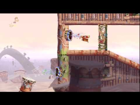 Rayman: Origins, The Jaw! Trophy Guide: Tuned Up Treasure Skull Tooth