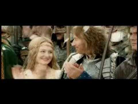 eowyn and faramir relationship with god