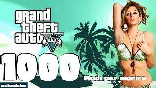 GTA V: 1000 Modi per morire | # 1