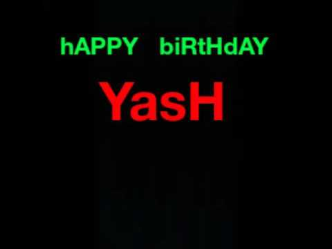 Happy Birthday Quote Yash My Nephews Birthday Pic Whatsapp
