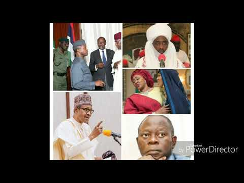 Ep:284 THE #SILENT OVERTHROWNMENT  OF #MUHAMMADU BUHARI BY THE NORTHERN CABALS thumbnail