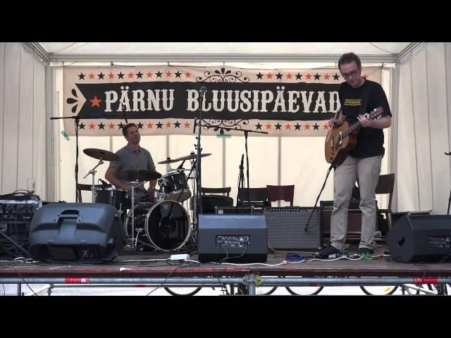 Andres Roots & Raul Terep: Pärnu Bluusipäevad '14 (Full Concert)