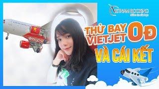 Bay Vietjet Air 0 đồng và cái kết   VietnamBooking.com