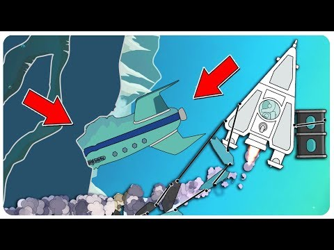 Planetary Survival Game with Physics! | Space Bob vs. The Replicons Gameplay