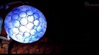 Download Video Membuat Lampion/ Lampu Tidur Sederhana dari Gelas Bekas Air Mineral MP3 3GP MP4