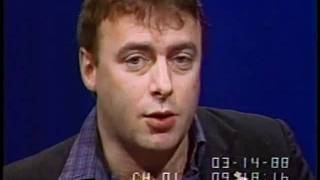 Christopher Hitchens on Socialism and Iran
