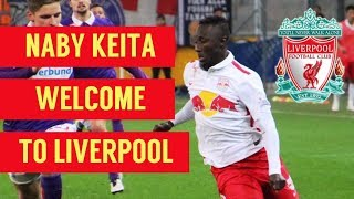 NABY KEITA - Welcome to Liverpool - Incredible Skills, Goals & Assists - 2017 (HD)