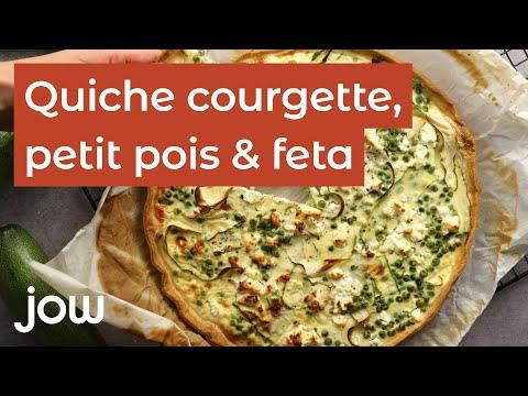 recette-de-la-quiche-courgette,-petits-pois-&-feta