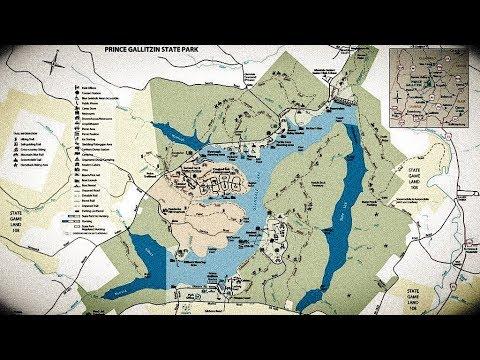 Guide To Fishing Glendale Lake In Pennsylvania